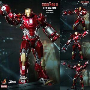 Hot Toys Ironman Mark XXXV Red Snapper