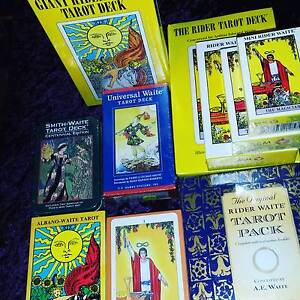 Beginners Tarot --- part 1 Black Rock Bayside Area Preview