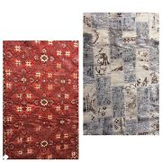 Rustic Turkish Rugs - size 1.50 x 2.30 metre Geelong Geelong City Preview