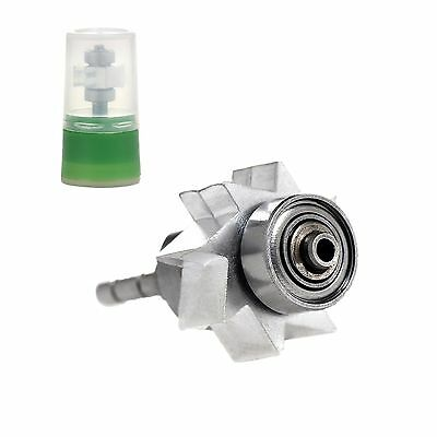 2dental Large Head Torque Push Button Cartridge Turbinefor High Speed Handpiece