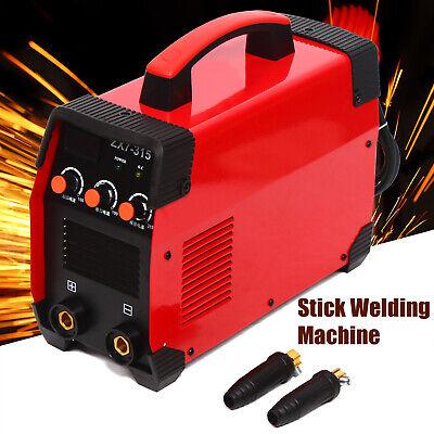 315 Amp Mma Stick Welding Machine 20-250a Portable Inverter Welder Zx7-315 8000w