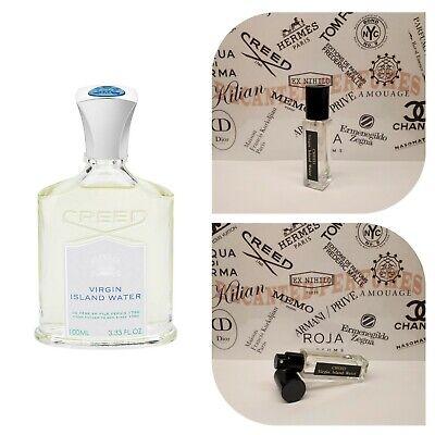 Creed Virgin Island Water - (Extract based Eau de Parfume Fragrance Spray) - Creed Virgin Island Water Parfum