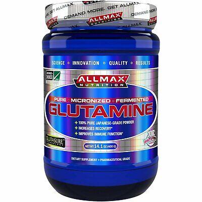 100% Pure Micronized Glutamine, 14.1 oz