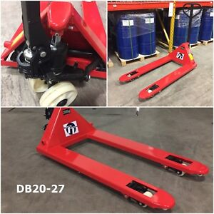 Pump Truck, Pallet Truck, Pallet Jack, Moving Dollies