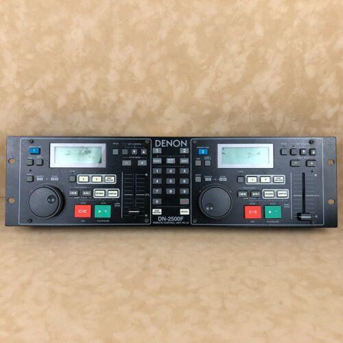 RARE DENON DN-2500F Remote Control Unit RC-44 DJ Sound Machine UNTESTED AS-IS