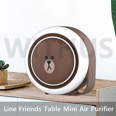Line Friends Table Mini Air Purifier CAP-BF-TBR1 e2f Filter Low Noise - Express