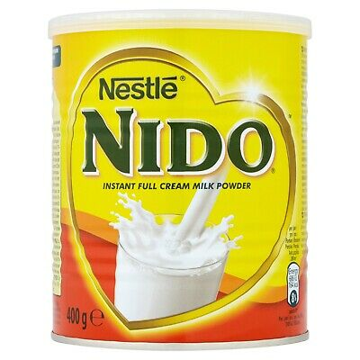 Nestle Nido Cream Full Milk Powder Nutritious- 400g