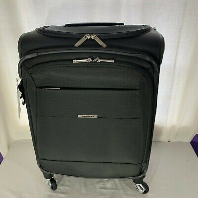 "Samsonite Eco-Nu 20"" Expandable Spinner - Luggage (BRAND NEW) Gray/Black"