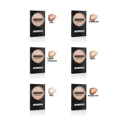 - Wet N Wild Coverall Pressed Powder All Day Wear  *You Choose* NEW! Free Shipping