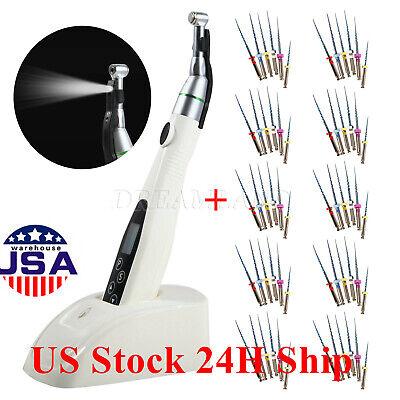 W2 Led Light Lamp Dental Endo Motor 161 Reciprocating Head Rotary Niti Files
