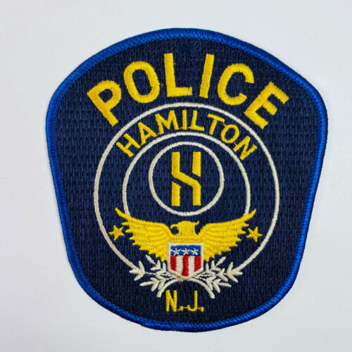 Hamilton Police Mercer County New Jersey Patch
