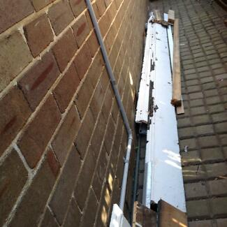 Skirting boards...removed from a terrace in Balmain.