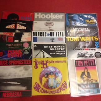 Wanted: RECORDS LP'S BOUGHT - ROCK/METAL/JAZZ/BLUE/SOUL/FUNK/FOLK/ALT/POP