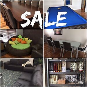 EX Party Hire CLEARANCE & FURNITURE SALE!!! Last days!!! Berwick Casey Area Preview