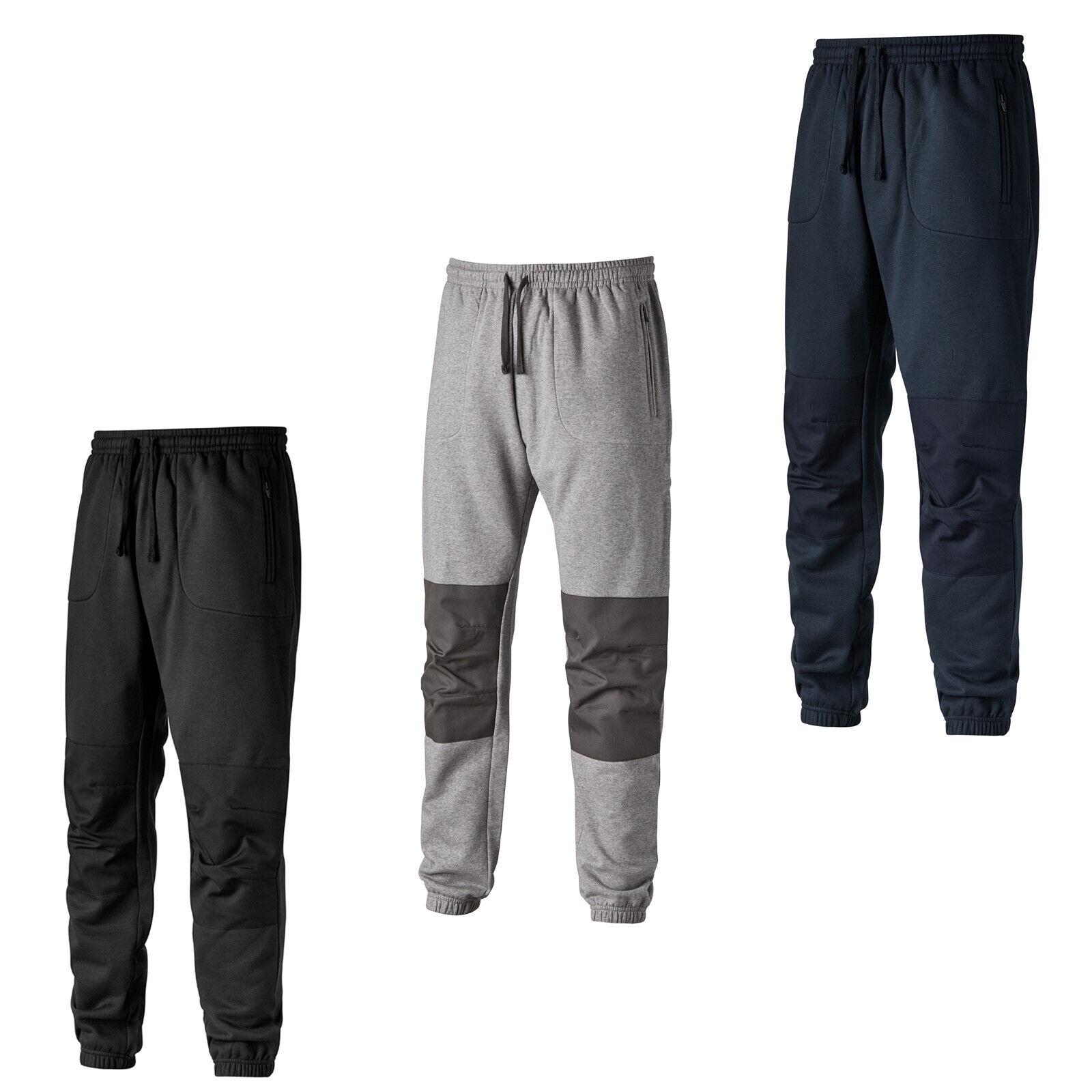 Dickies Elasticated Joggers Multi Pocket Warm Comfortable Zip Pockets TR2008