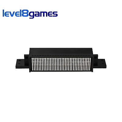 Brand New 72 Pin Replacement Connector Cartridge Slot for Nintendo NES