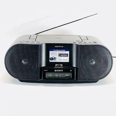 Sony Personal Audio Docking System Icf-ds15ip More Discounts Surprises Consumer Electronics Portable Audio & Headphones