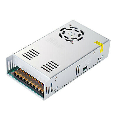 Regulated Switching Dc 12v 40a Converter Adapter 480w Power Supply For Led Light