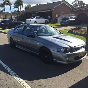 2005 bf xr6 auto St Clair Penrith Area Preview