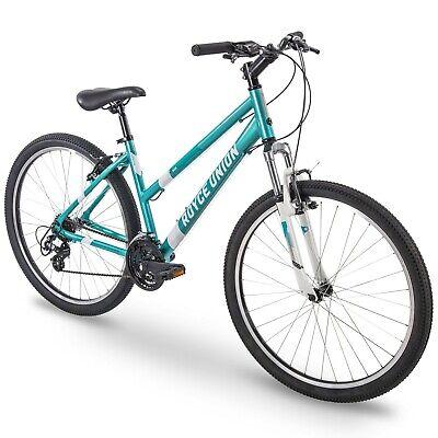 Royce Union Mountain Bikes Womens RMA 27.5 inch Aluminum, Metallic Teal NEW