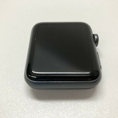 Apple Watch Series 3 42mm Silver Aluminum Case Watch GPS, NO BAND