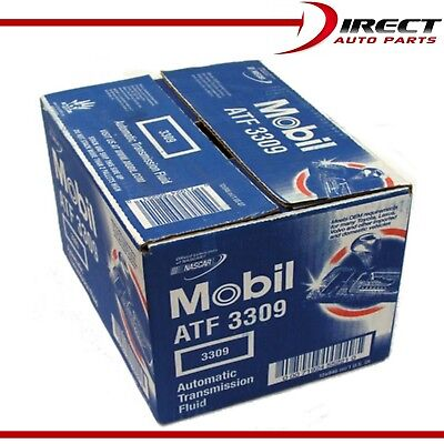 12 QTS ATF MOBIL 3309 Premium Transmission Oil 12 Quarts in Case - New Stock!! ()