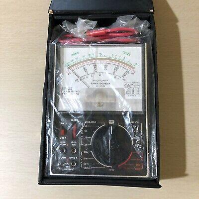 Vintage Micronta Range Doubler Multitester 22-204