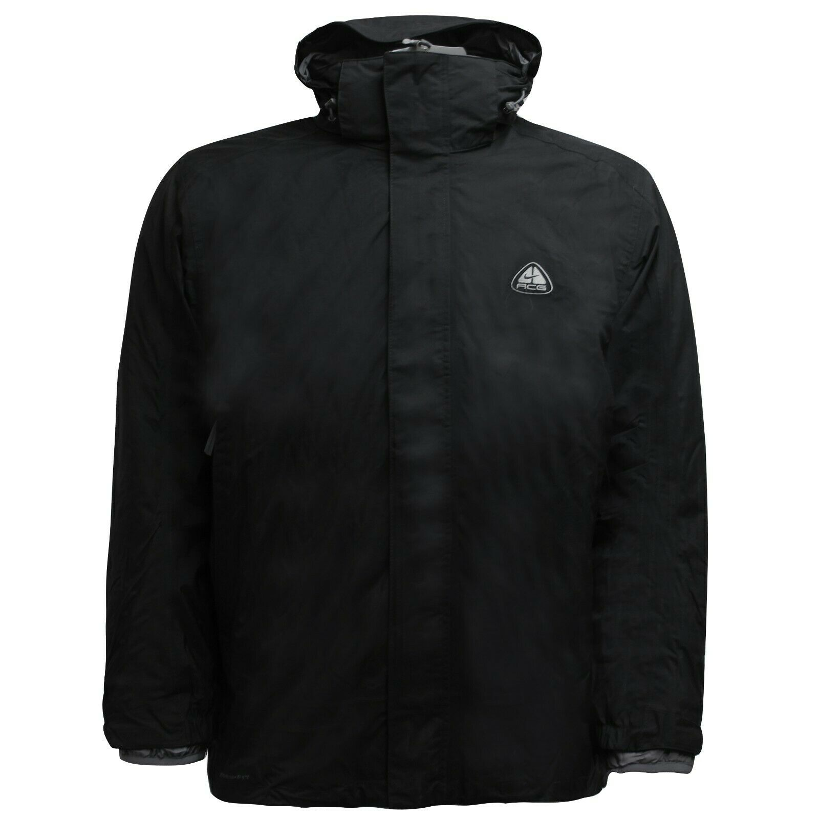 Details about Nike ACG All Conditions Gear Mens Coat 2in1 Waterproof Jacket 188702 010 A18B