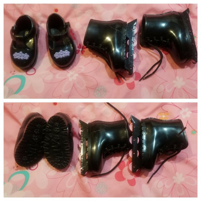 """amazing ally doll 18"""" Skates And Shoes, Super Cute"""