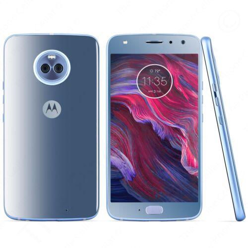 Motorola Moto X (4th Generation) 4G LTE with 32GB Memory Cell Phone (Unlocked) Super Black PA8S0006US