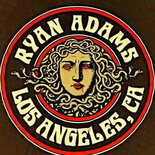 Ryan Adams Madusa L A Tour T-Shirt cotton-silkscreen-front/back-size-XL