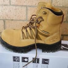 Steelcap boots Size 6 USA size 7 Meadowbank Ryde Area Preview