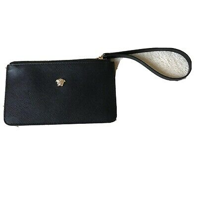 Versace Authentic Leather Card purse