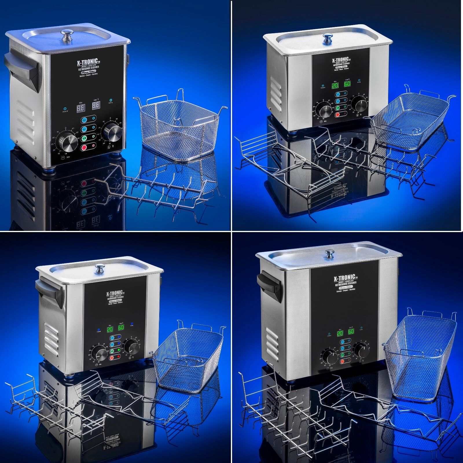 x tronic platinum edition commercial ultrasonic cleaners