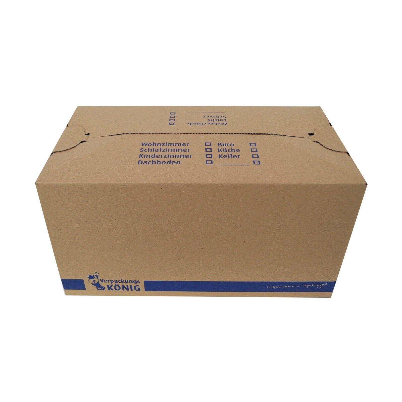 25 Umzugskartons Umzugskiste Karton Box Umzug Umnzugsbox Movebox