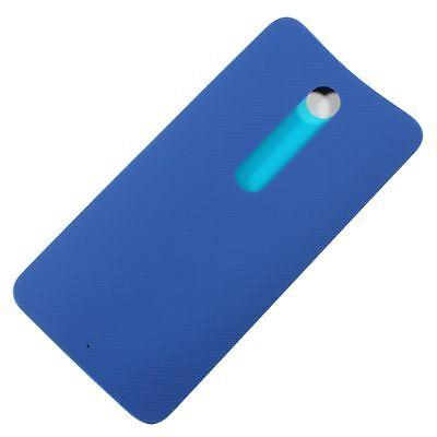 OEM Motorola Moto X Mode Pure Edition Battery Back Door Cover Royal Blue