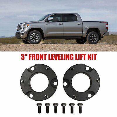 """3"""" FRONT LEVELING LIFT KIT FOR 2007-2021 TOYOTA TUNDRA 4WD 2WD"""