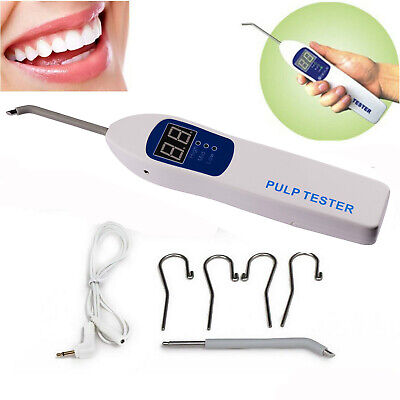 Dentist Dental Pulp Tester Testing Oral Teeth Nerve Vitality Endodontic Device