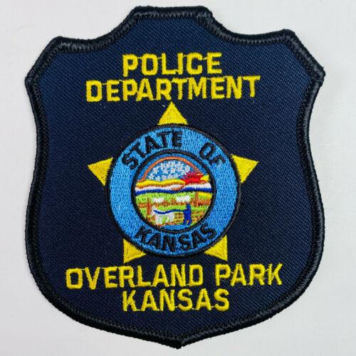 Overland Park Police Kansas KS Patch