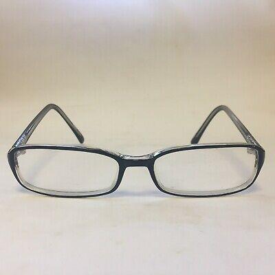 Jordan by Ideal Optics Eyeglasses Frames Black Crystal (Jordan Glasses Frames)