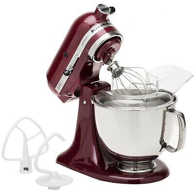 KitchenAid® Artisan® 5 qt. Stand Mixer in Bordeaux