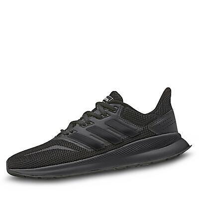 adidas Falcon Herren Sportschuh Streetrunning Laufschuhe Fitness Schuhe schwarz