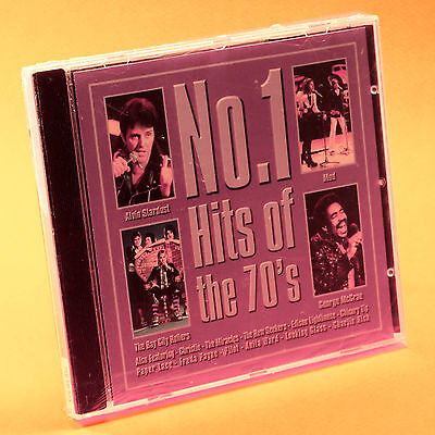 No.1 HITS OF THE 70