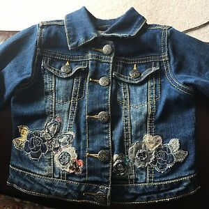 Girls size 3T Jean Jacket