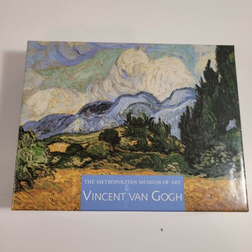 The Vincent Van Gogh Collection 22 Blank Note Cards & Envelopes 4 Designs New
