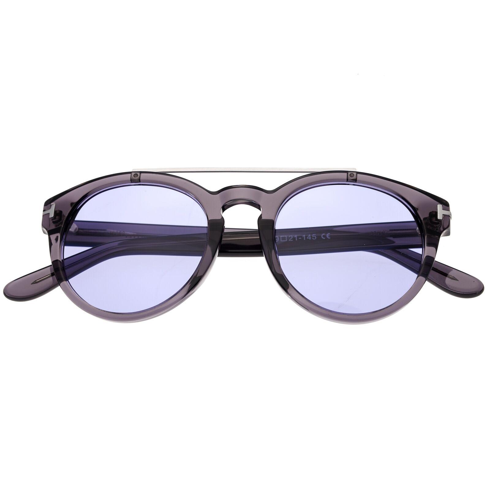 Bertha Ava Clear Polarized Rose Gold Lens Women/'s Sunglasses BR011W