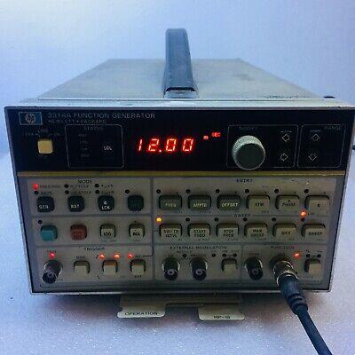 Agilent Hp Keysight 3314a Multi-waveform Generator