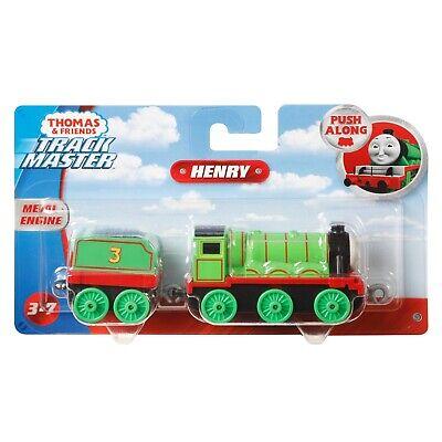 Thomas & Friends Trackmaster Large Push Along Henry Diecast Train Engine