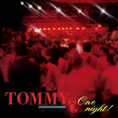 Italo Vinyl Tommy One Night Maxi Vinyl