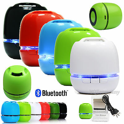 Mini Portable Wireless Stereo Super Bass Bluetooth Speaker for iPhone Samsung on Rummage
